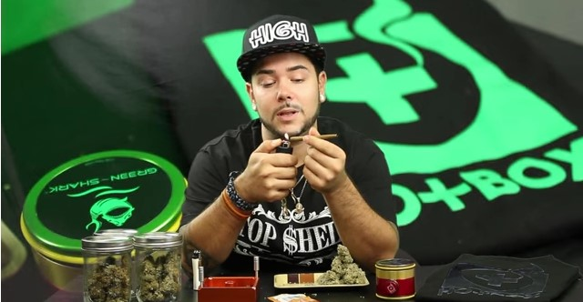 HotBox Blunt Review: 4 Kings Pumpkin Spice Review