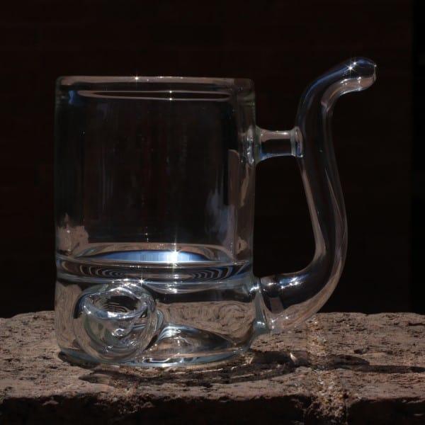 Chameleon Glass Coffee Mug