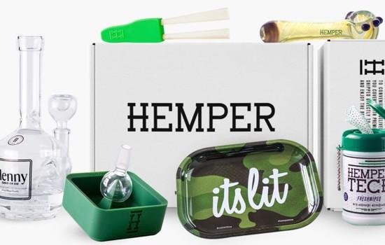 hemper subscription box top 5