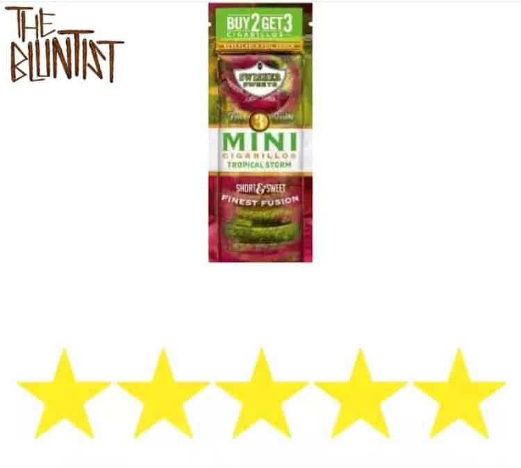 swisher sweet blunt review