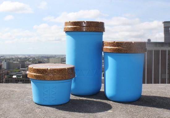 mason-re re-stash jars
