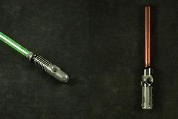 Chameleon Glass Saber Pipe