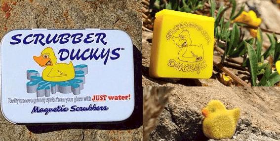 Scrubber Duckys